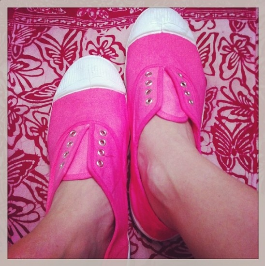 'On Sunday we wear Bensimon Greece on pink shoes' ! Thank you Pink Girl Notes!  http://www.pinkgirlnotes.com/search?updated-max=2013-05-27T20%3A56%3A00%2B03%3A00=3