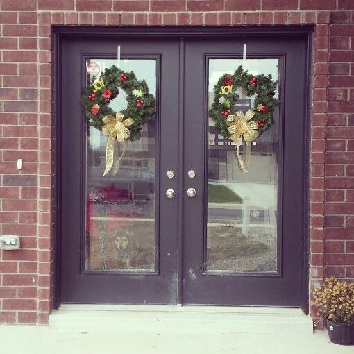 My Christmas wreaths 2015
