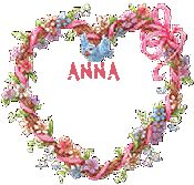 Anna name graphics