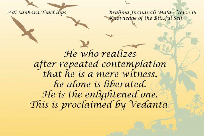 Brahma Jnanavali Quote 18