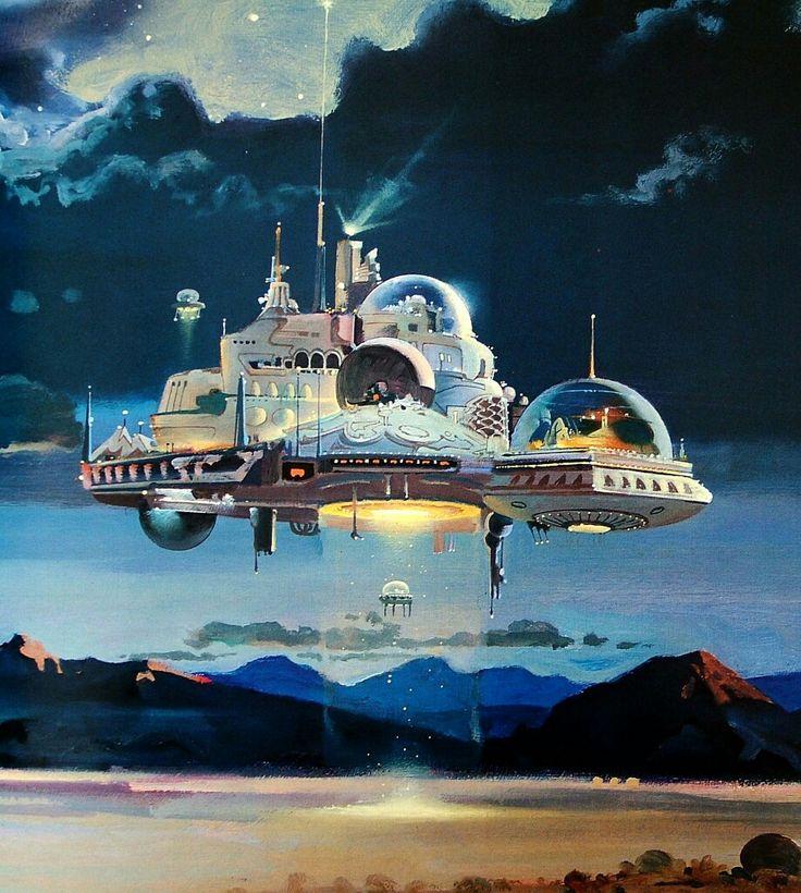 58 Best Retro Scifi Images On Pinterest: 1765 Best Sci-Fi: Modern / Future / Retro Images On