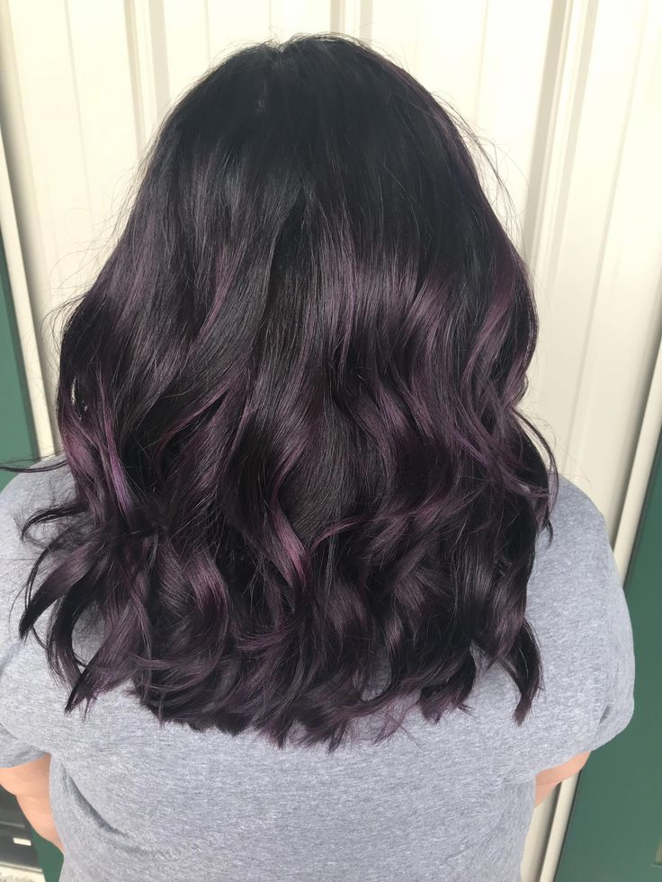 14++ Subtle purple highlights inspirations