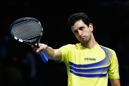 Brazils Marcelo Melo Rises to No. 1 in Mens Doubles
