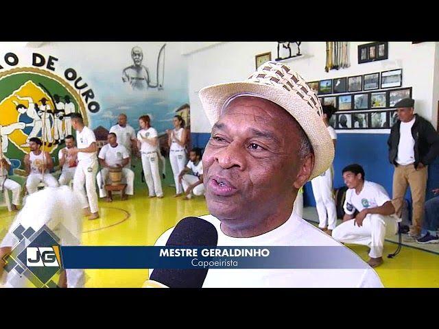 Cordão de Ouro: 50 anos de capoeira