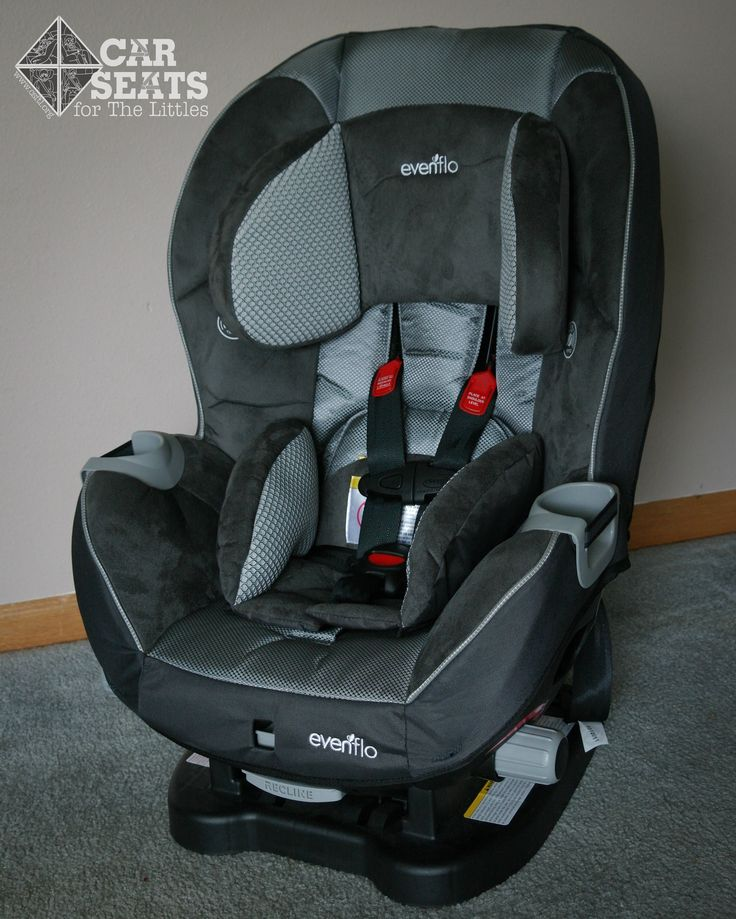 Evenflo Convertible Car Seat Airplane