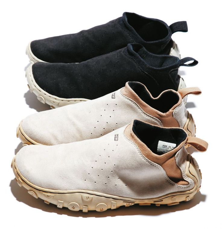 NIKE : HTM AIR MOC MID-------immediate reaction oh they look comfy how sad is that ??? cp