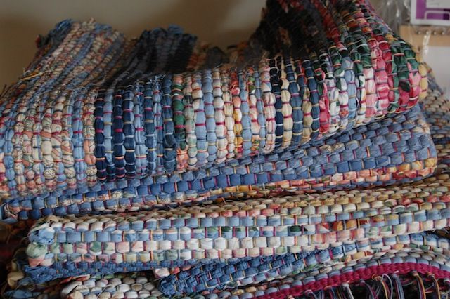 rug+looms+for+sale | Custom Woven Rugs - Crazy as a Loom Weaving Studio