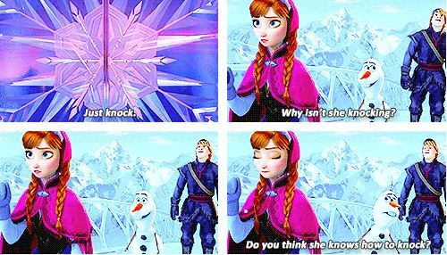 I don't think I've laughed so hard at a Disney movie, what w/ Olaf's characterization!