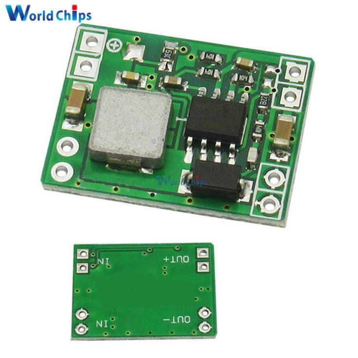 <b>5V 3A</b> Mini Step Down <b>Power Supply</b> Module DC-DC Converter ...