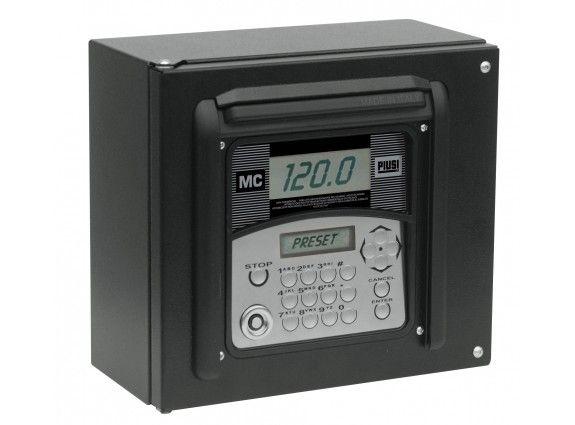 240 volt multi-user control panel.