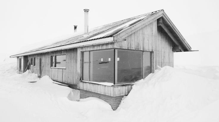 1100 moh - Bergsjø | hytte - taktil.no