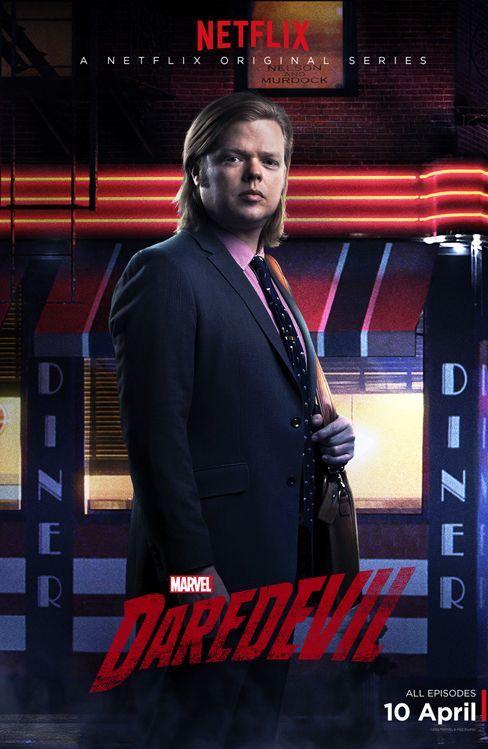Foggy Nelson #Daredevil #Netflix