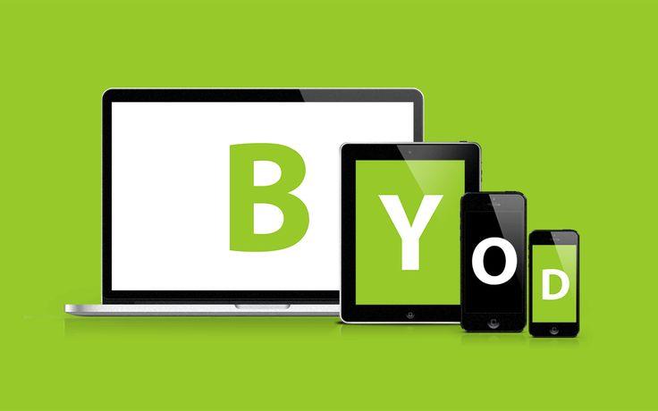 BYOD (=Bring Your Own Device) eli kuluttajistuminen yleistyy työssä ja oppimisessa. 2017 jo joka toinen käyttää omia laitteitaan töissä.