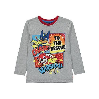 Paw Patrol Top with Cape   Kids   George at ASDA