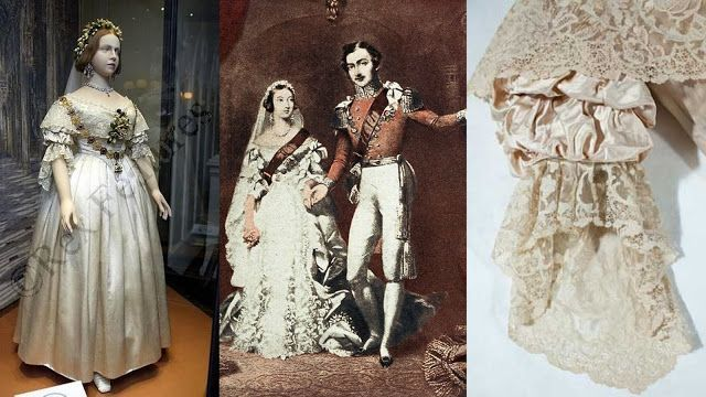 Rainha Vitória e Príncipe Albert