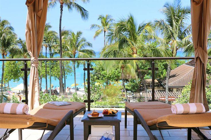 Hyatt Regency Waikiki Beach Resort & Spa - beach views