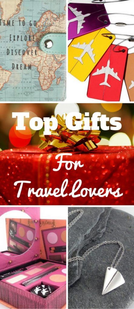 Top Gifts For Travel Lovers                                                                                                                                                                                 More