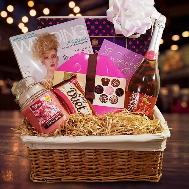 Looking for an Chocolate Engagement Hamper? Hampers are quickly becoming the number one engagement gift of choice and are loved by all. View more.