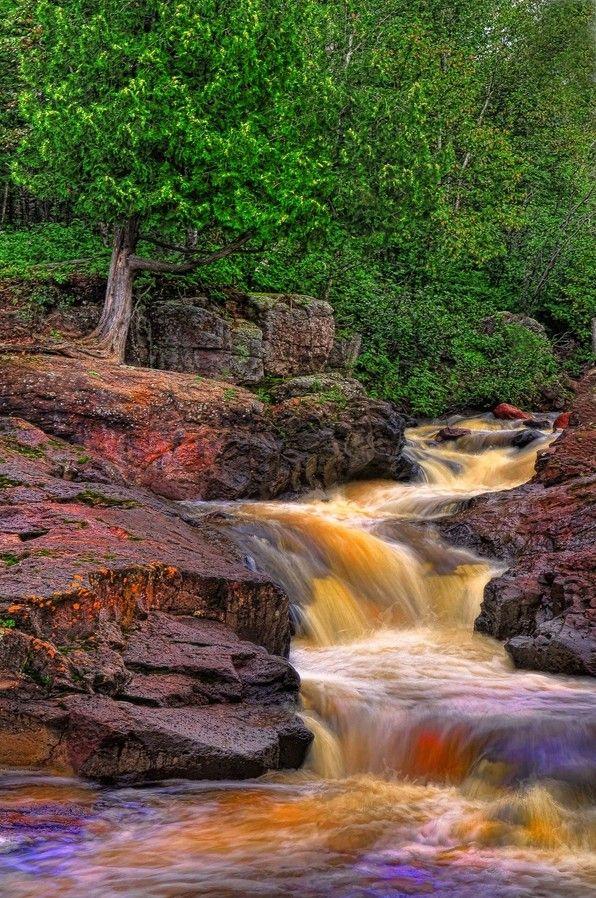 """ Island stream by David Koenig "" Islands in the Stream…♪♫ """