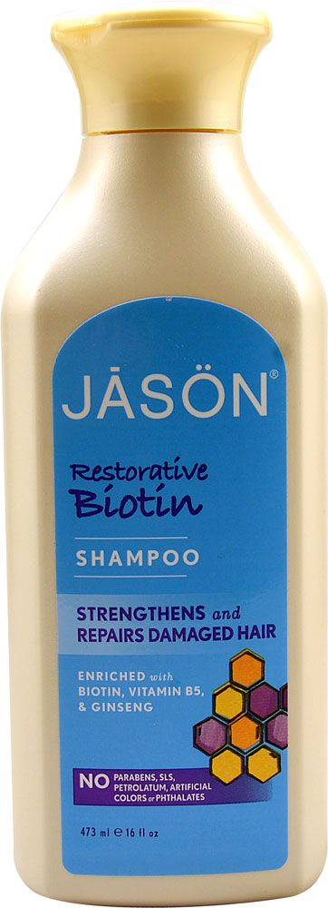Jason Shampoo Restorative Biotin