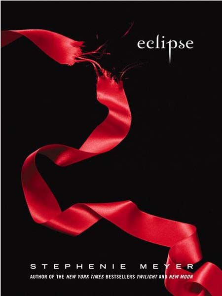 """Eclipse"" by Stephanie Meyer {""Twilight Saga"" book 3}"