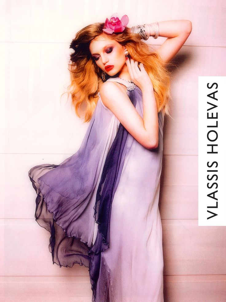 Summer's aetherial breeze... #vlassisholevas #summer #dress #fab #purple