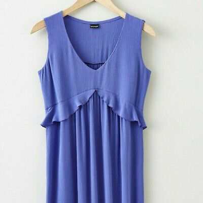 damen kleid sommerkleid purple neu gr 42 ebay in 2021