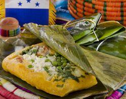 Recipes Honduran Tamales with Maseca®