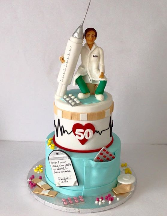 16 best Doctor cake images on Pinterest Doctor cake Medical cake