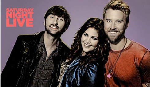 Best SNL musical guests! :) #LadyA @Lady Antebellum