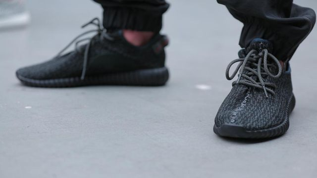 Yeezy 350 Boost (black)