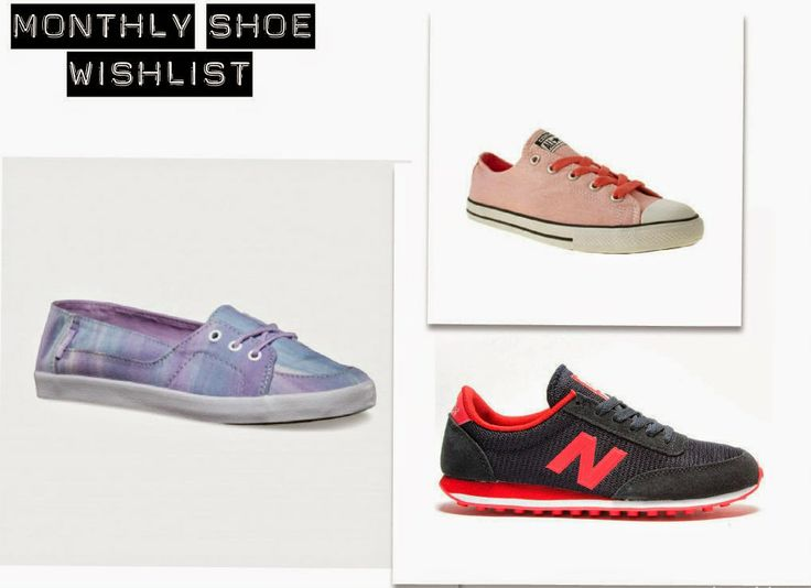 May shoe wishlist