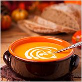 Pumpkin Soup and Red Lentil Soup #BeachbodyBlog