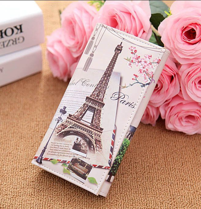 2015 Brand Wallet For Women Wallets Carteira Feminina Card Purse Female Carteras Mujer Monederos Women's Money Bag Billeteras QB