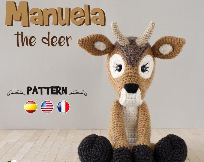 Ravelry: Jirafa amigurumi pattern by Marcia Andrea Escobar   540x680