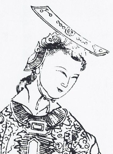 "Empress Wu Zetian (625 - 705) - ""By 666, the annals state, Wu was permitted to make offerings to the gods beside [Emperor] Gaozong and even to sit in audience with him–behind a screen, admittedly, but on a throne that was equal in elevation to his own."""