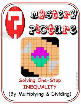 EMOJI - Solving 1-step Inequalities by Multiplying or Dividing