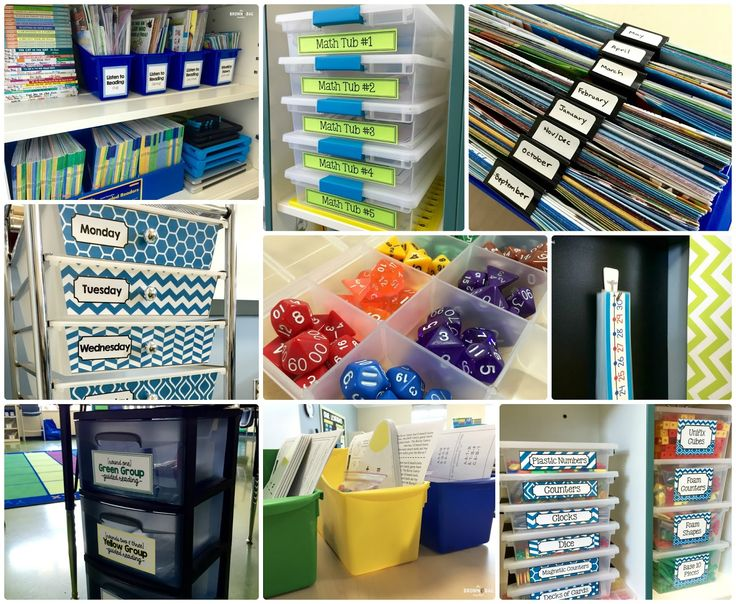 Classroom Organization: Tips and Tricks