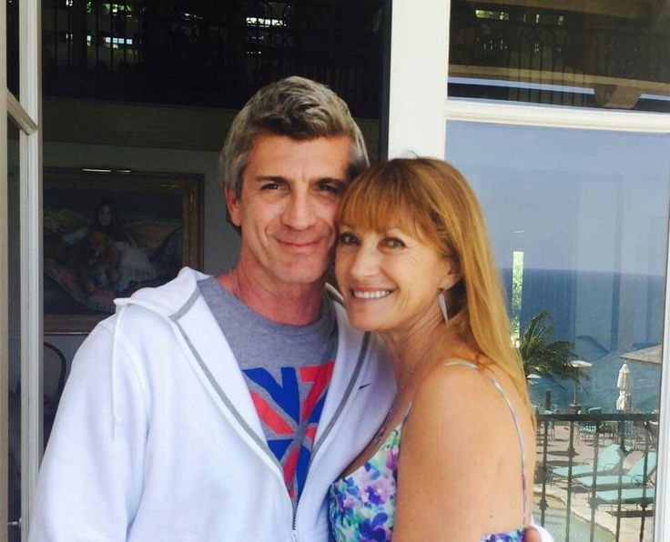 jane seymour and joe lando relationship