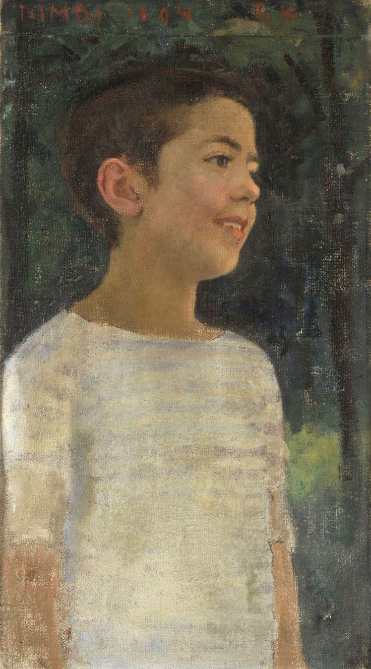 Ferenczy Károly: Bimbi (Valér), 1894 (887×1600)