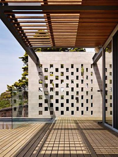 Más de ideas increíbles sobre paredes bloques