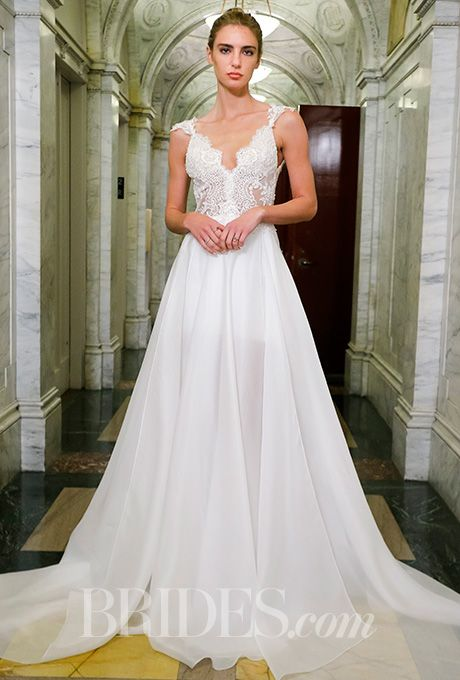 25 best Lace images on Pinterest   Short wedding gowns, Wedding ...