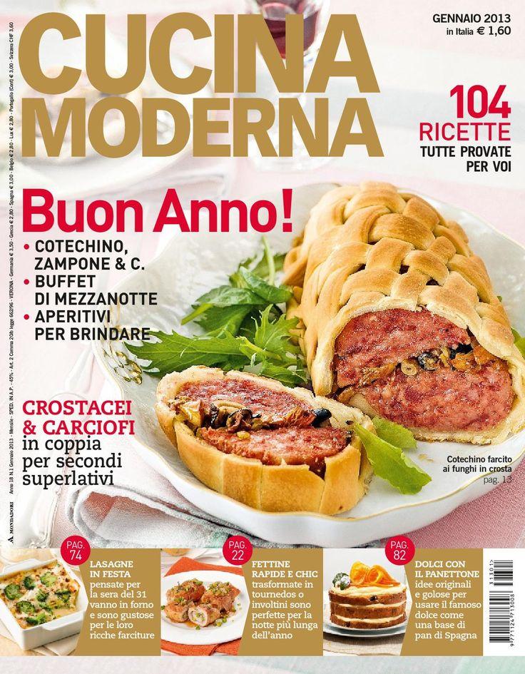 Cucina moderna n1 gen 2013