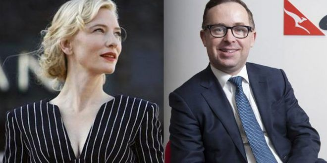 Renowned actress Cate Blanchett and Qantas boss Alan Joyce are among almost 900 important Australians recognised for Queens Birthday Honours this year.