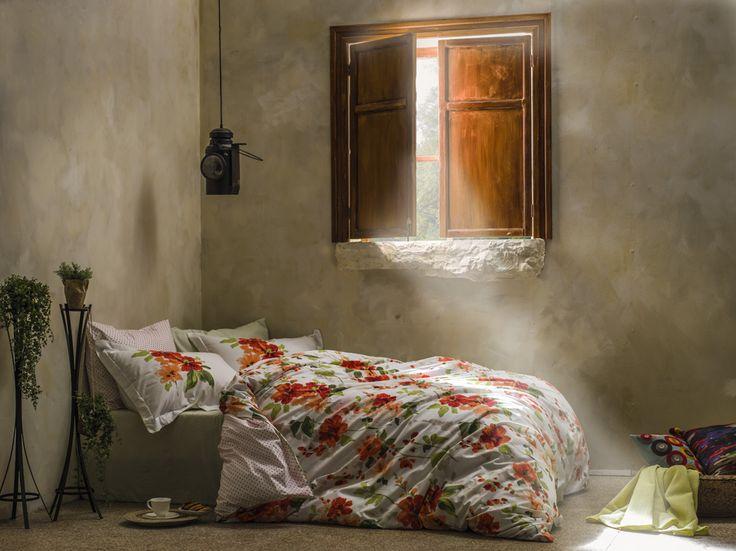 rural, bedroom