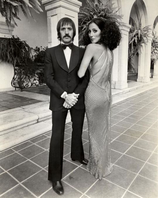 Sonny and Cher -back in the day.
