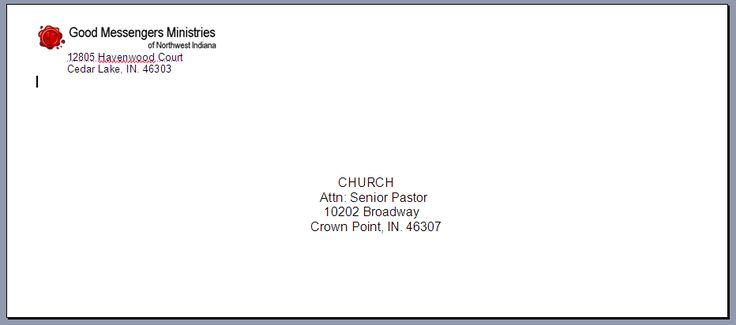 letter envelope format new calendar template site examples ptabclg