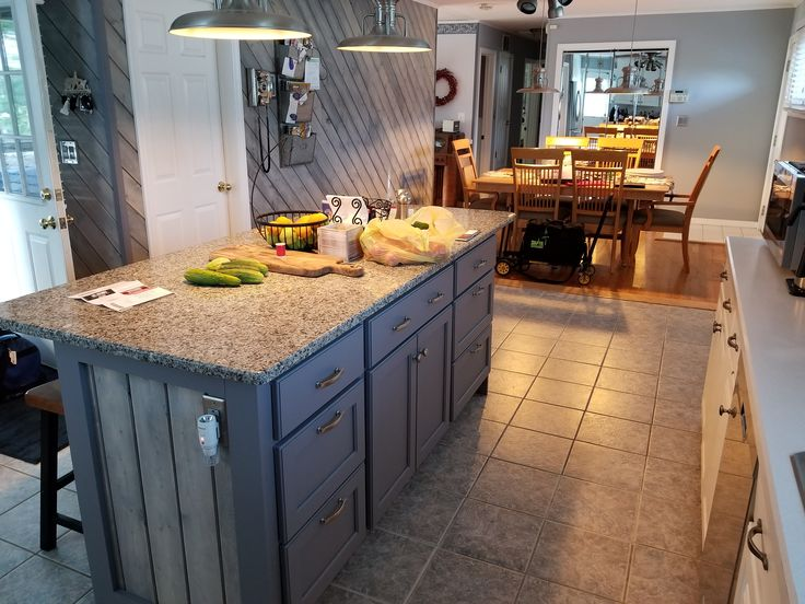 Best After Seeing Domestic Blonde S Kitchen Island Made From 640 x 480