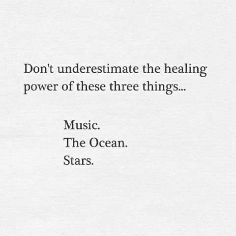 Three of my favourite things.... #favourite #ocean #music #stars #healing #mysoul #fillmeup #creation