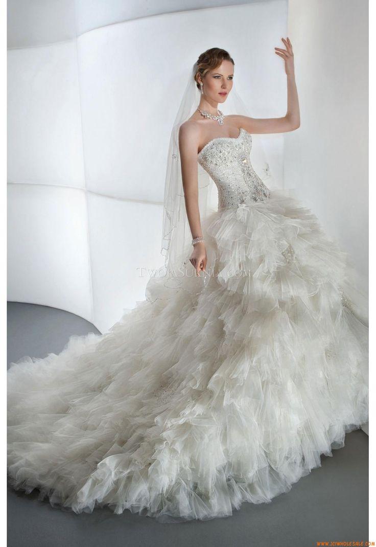 Robe de mariée Demetrios 2862 2013